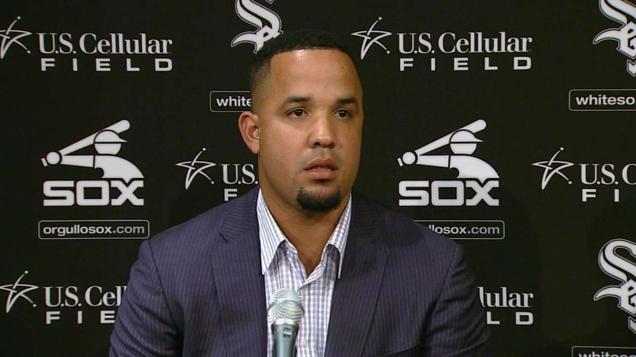 Excited about Sox moves, Abreu eyes playoff berth