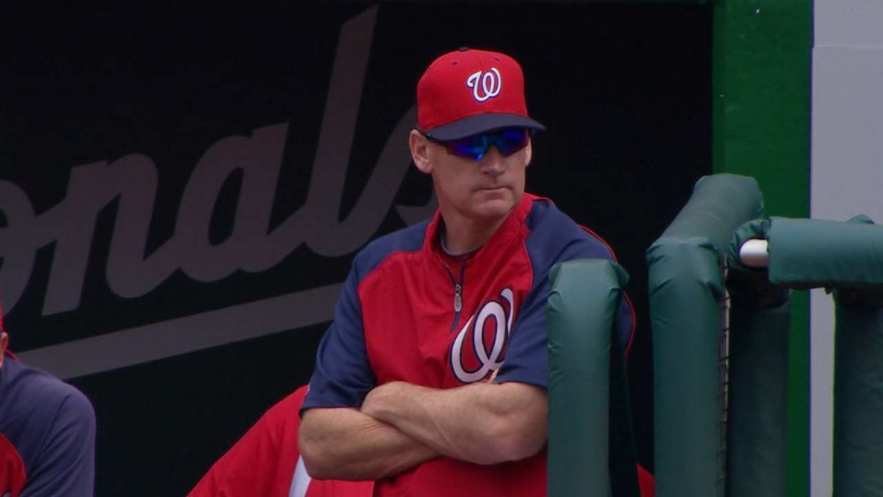 Lunch with Williams among Nats' charity auctions