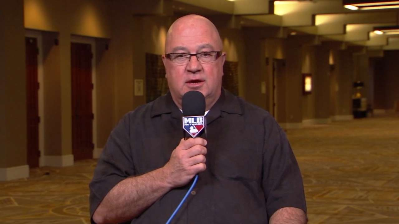 Jack Zduriencik on MLB Tonight