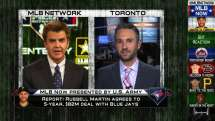 Shi Davidi on Russell Martin signing with Toronto