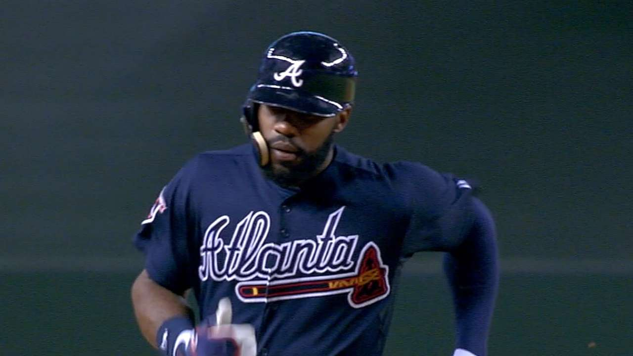 Heyward excited for change