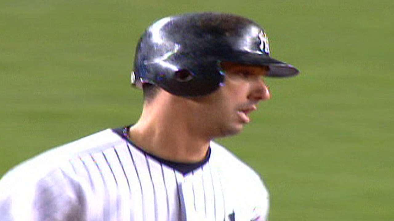 Posada's 200th home run