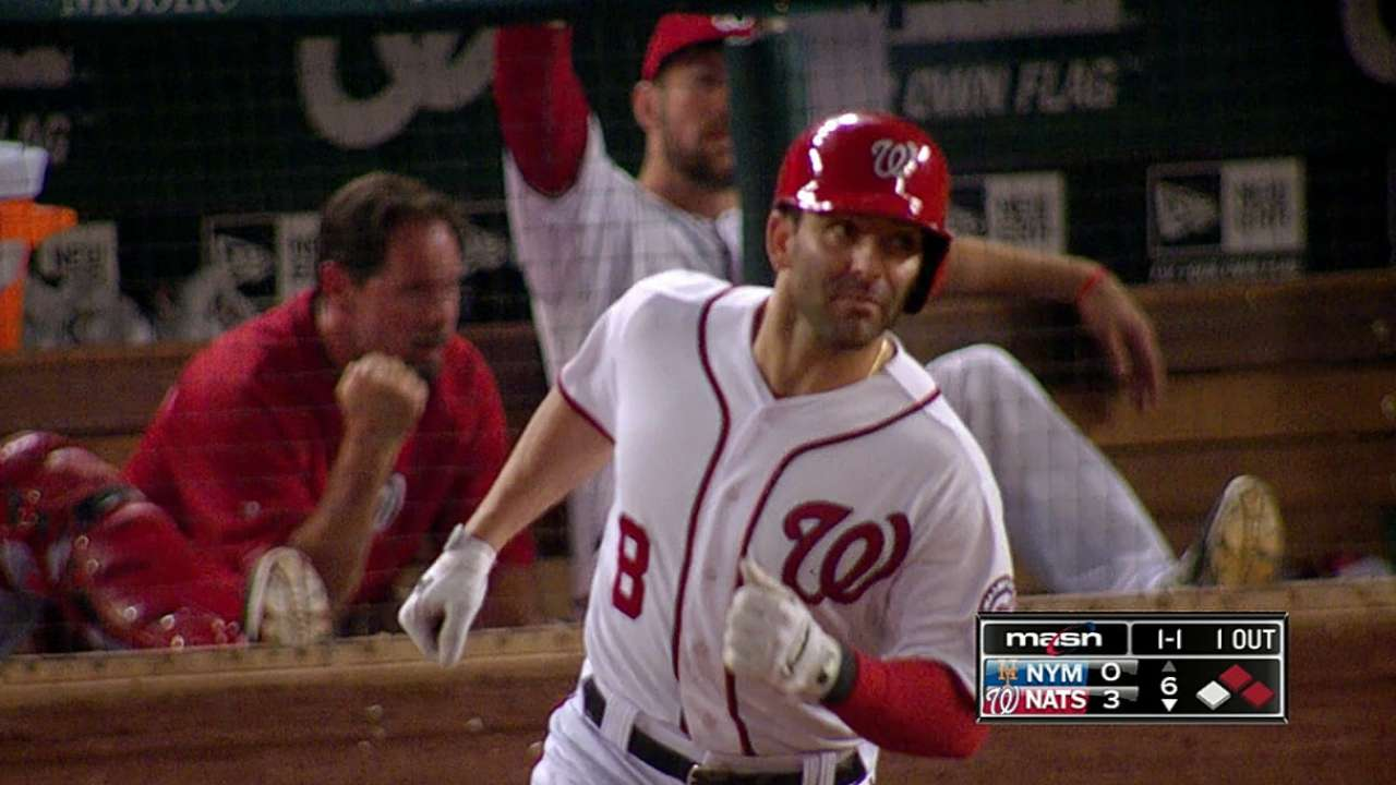 Nationals tender contracts to all arb-eligible players
