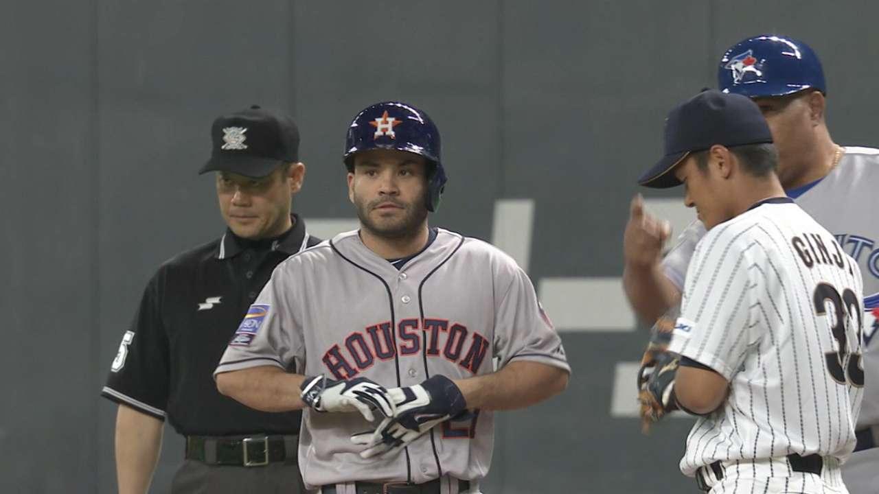 Equipo de MLB le repitió la dosis de hits a Japón