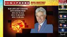 Buck Martinez joins MLB Network to talk Martin deal