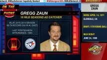 Blue Jays offseason talk with Gregg Zaun