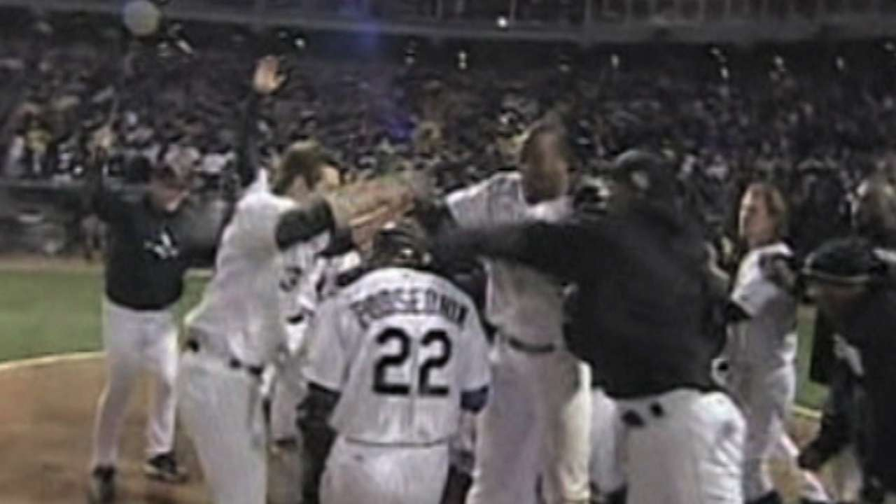 Podsednik's walk-off homer