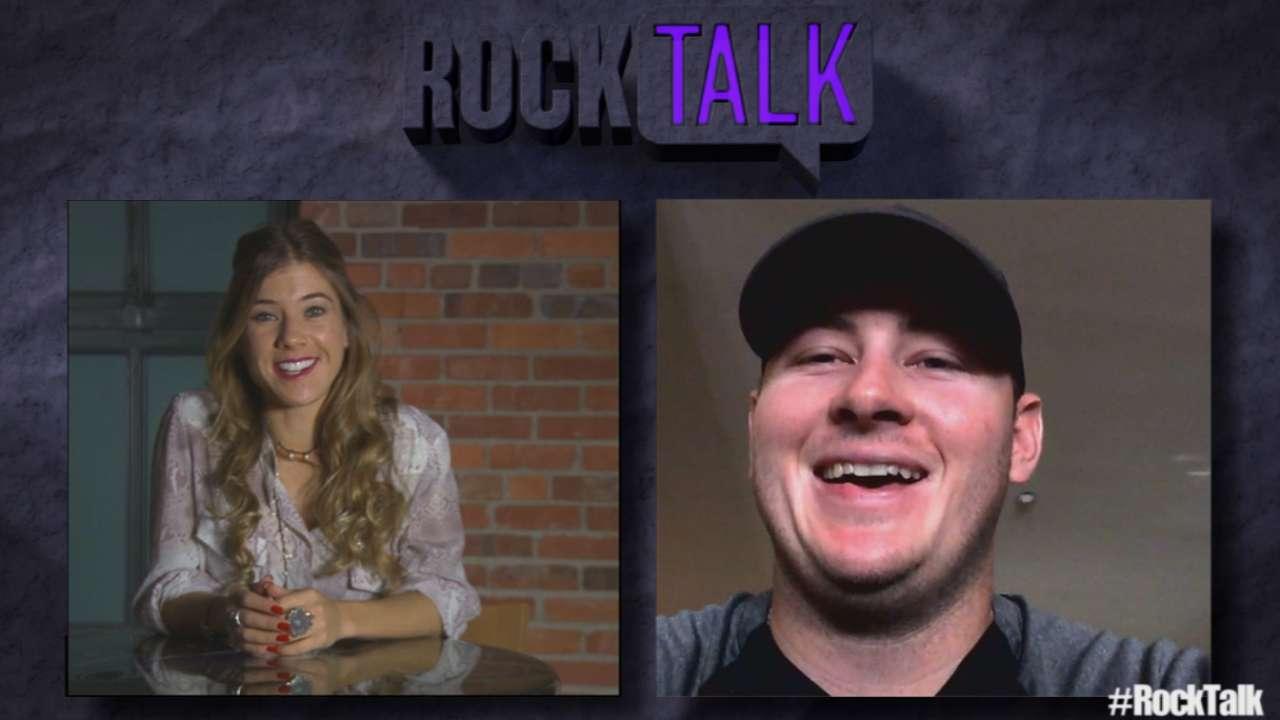 Rock Talk - Tyler Matzek