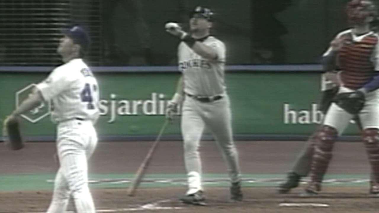 Walker blasts three home runs