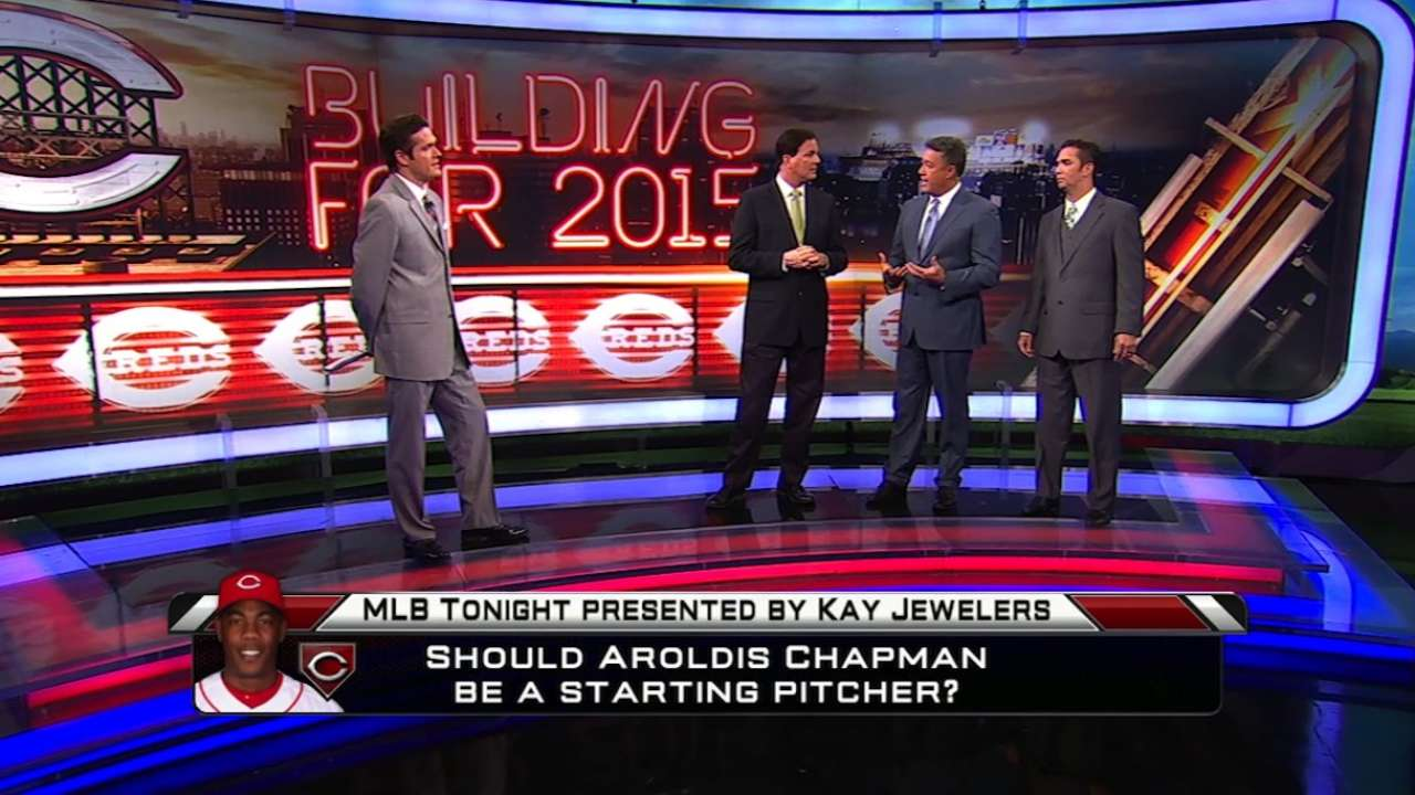 Reds could use Meetings to lay foundation for moves