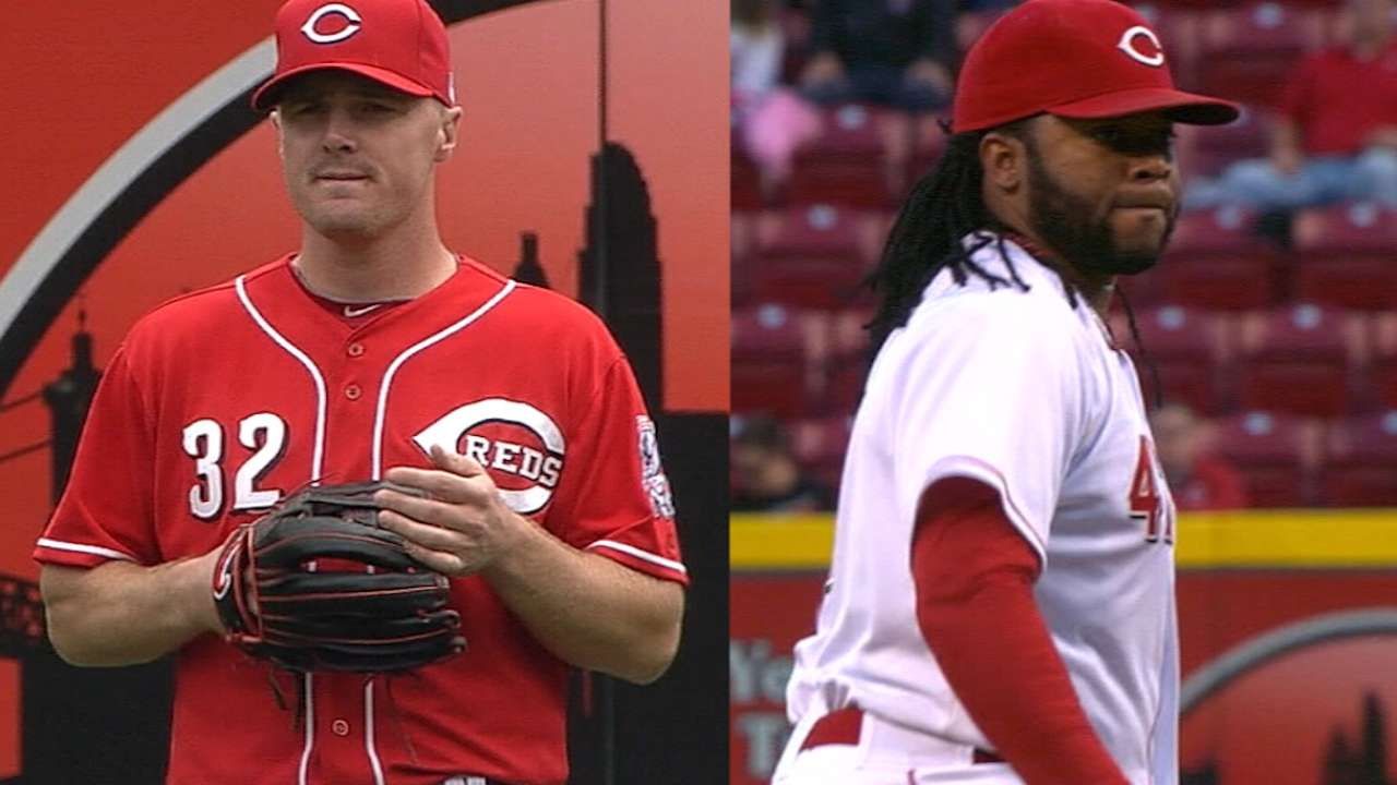 Reds have trade chips