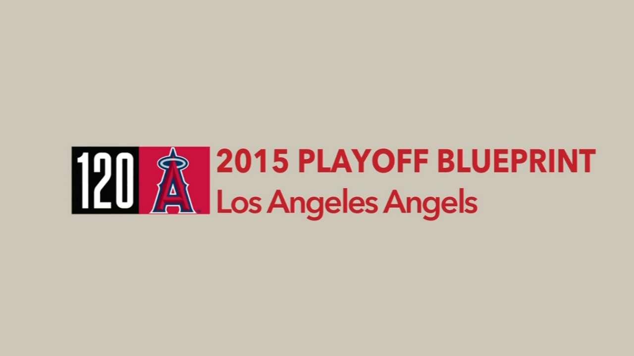 2015 Playoff Blueprint: LAA