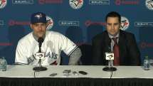 Chisholm on Martin signing, Blue Jays' offseason