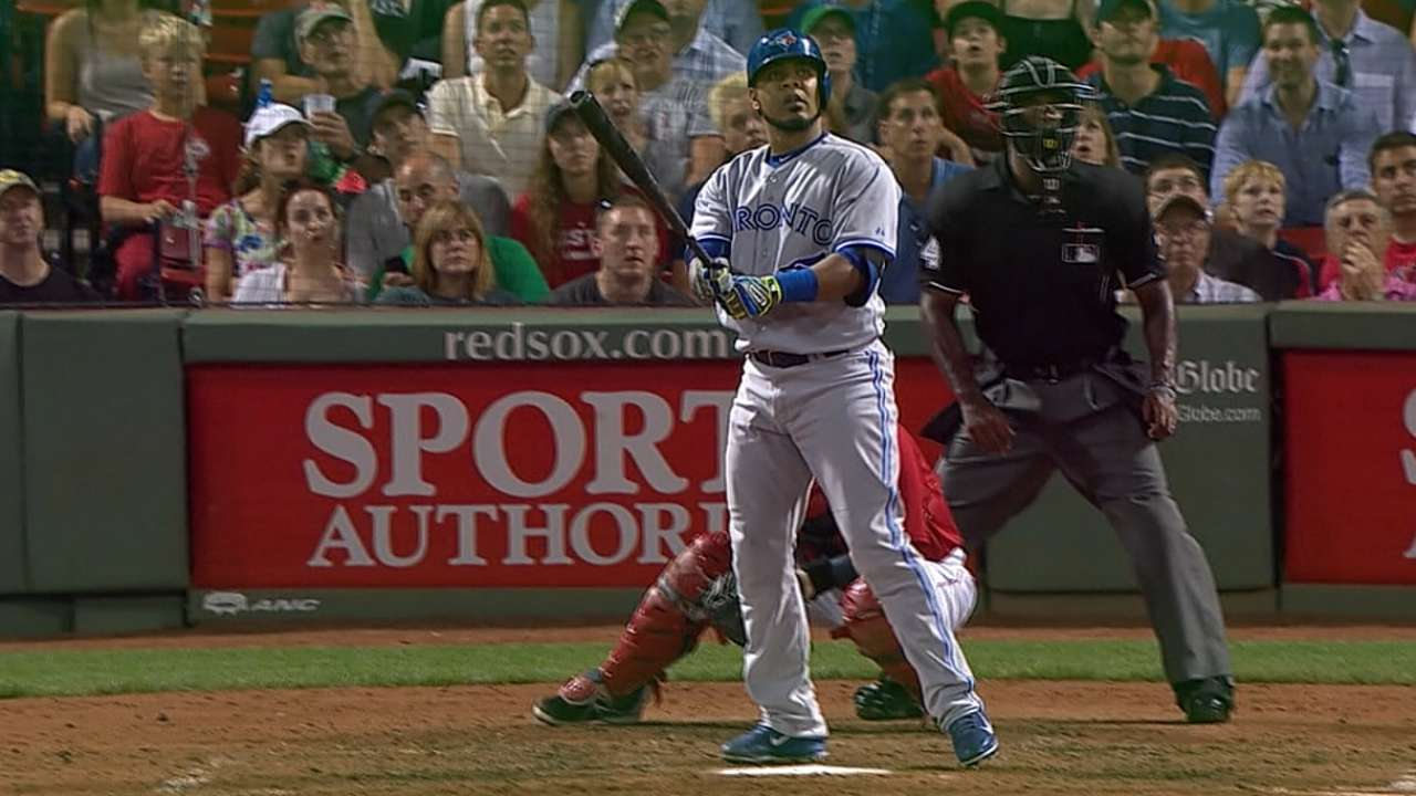 2014 Longest Home Runs: TOR
