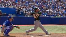 A's trade Donaldson to Blue Jays in five-player deal