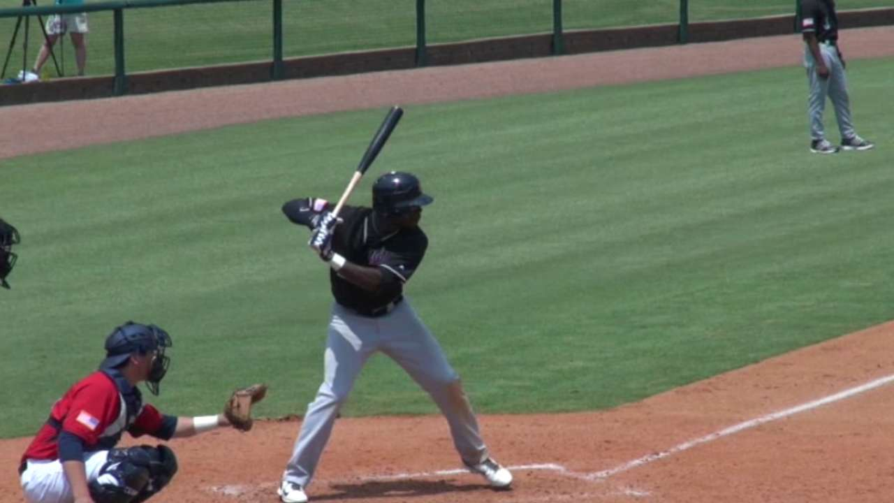 2015 Draft: Daz Cameron, OF