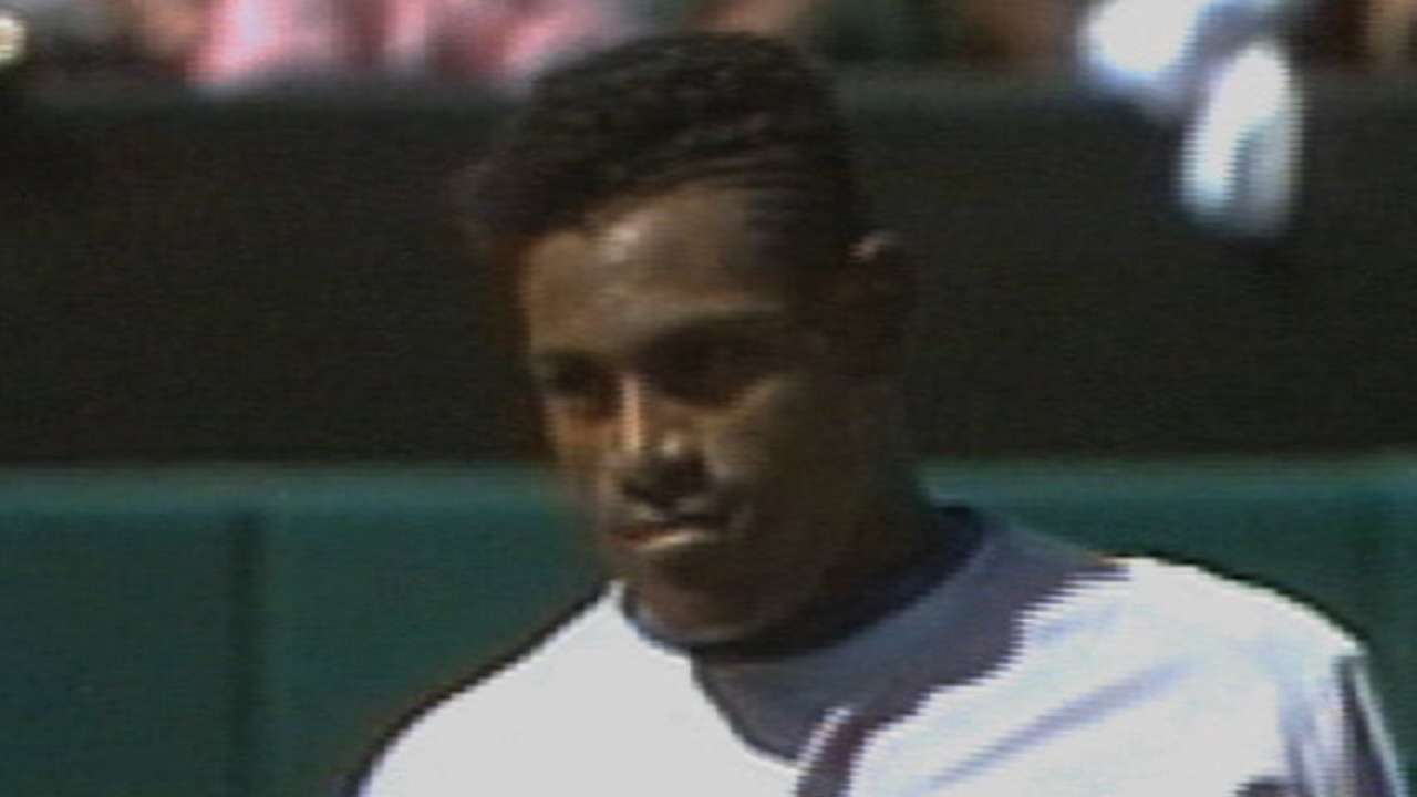 Sosa's stellar career with Cubs