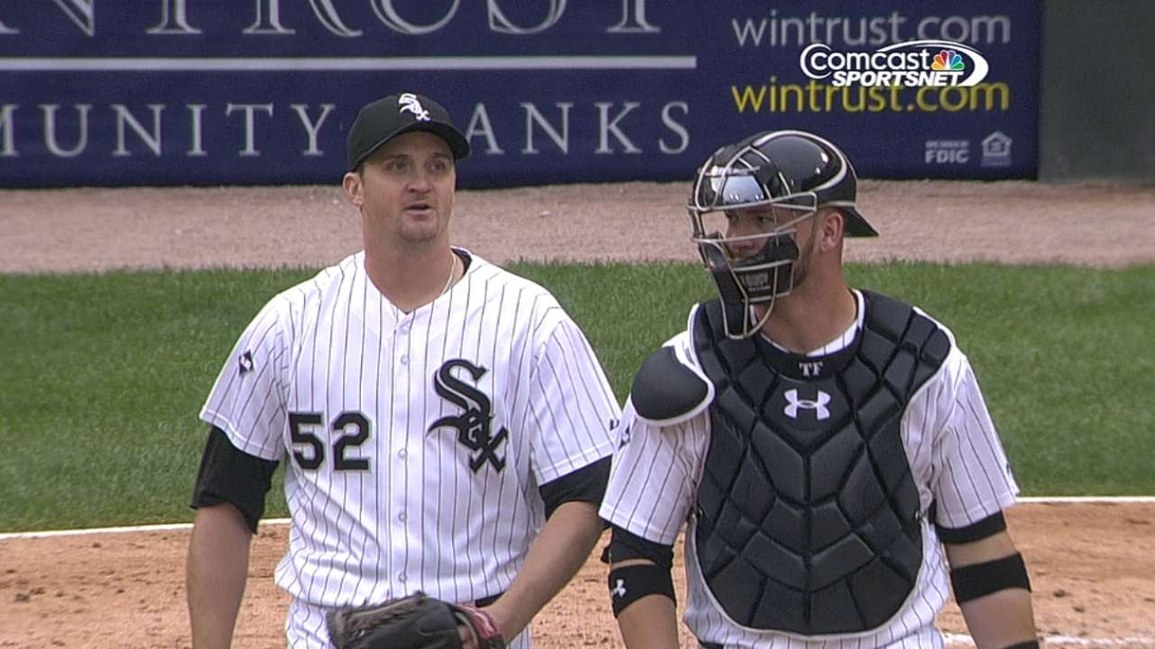 White Sox closer options