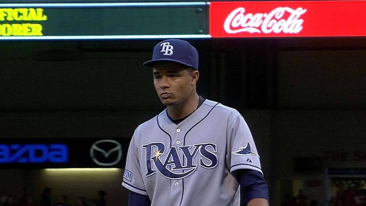 Rays could seek upgrade via trade at Meetings