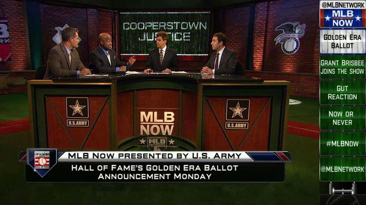 MLB Now: Cooperstown Justice