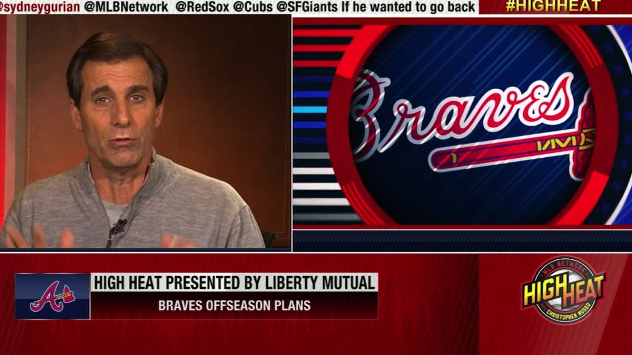 Hart isn't finished reshaping Braves