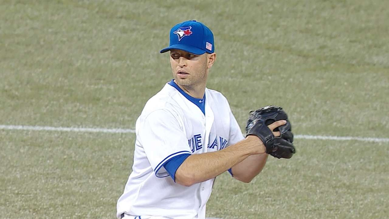 Johns on Mariners trade for Happ