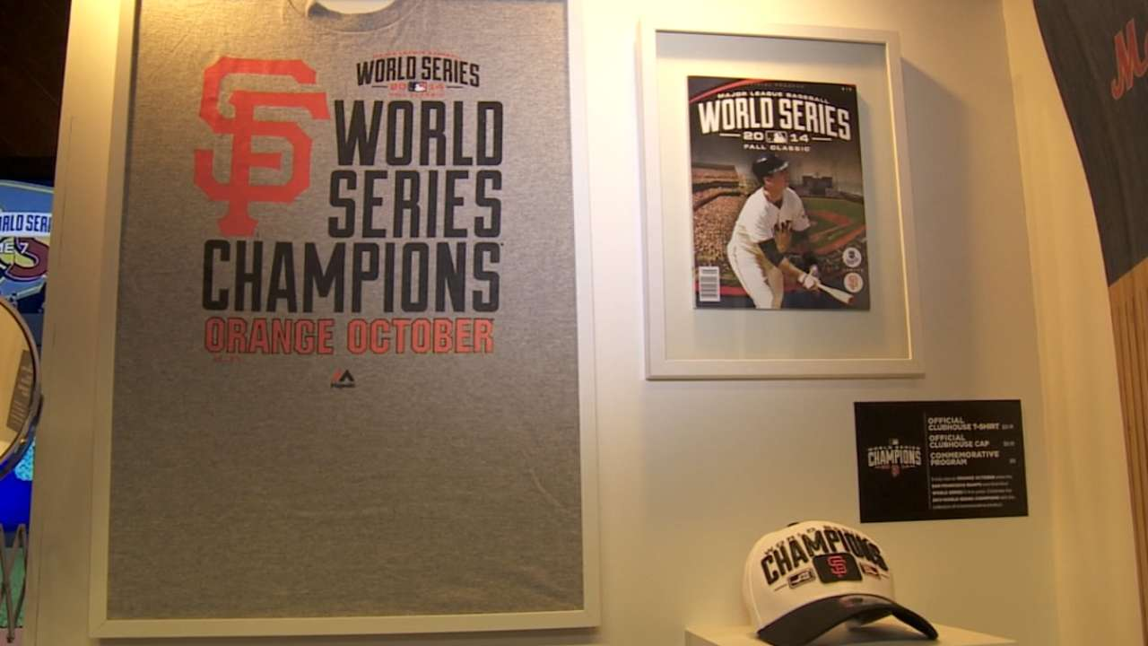 MLB.com Shop must-haves on display at Men's Journal event