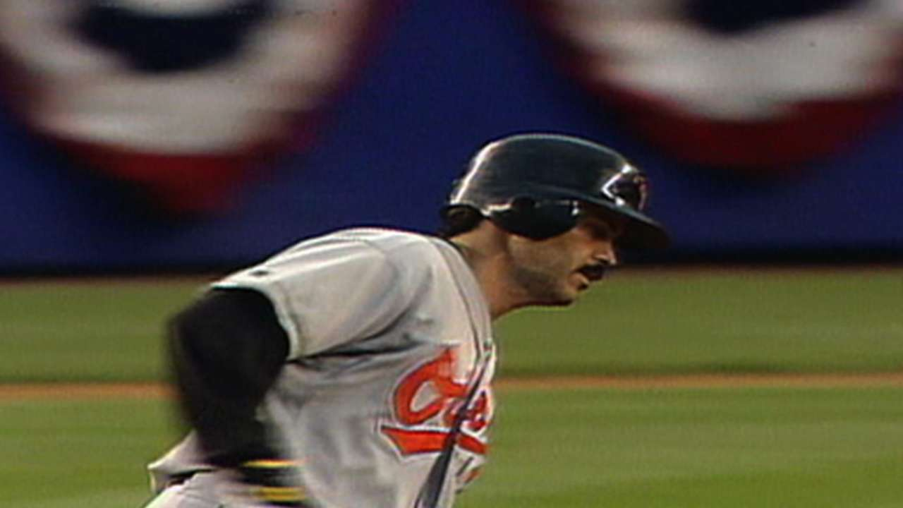Free-agent deal with Palmeiro may be Baltimore's best