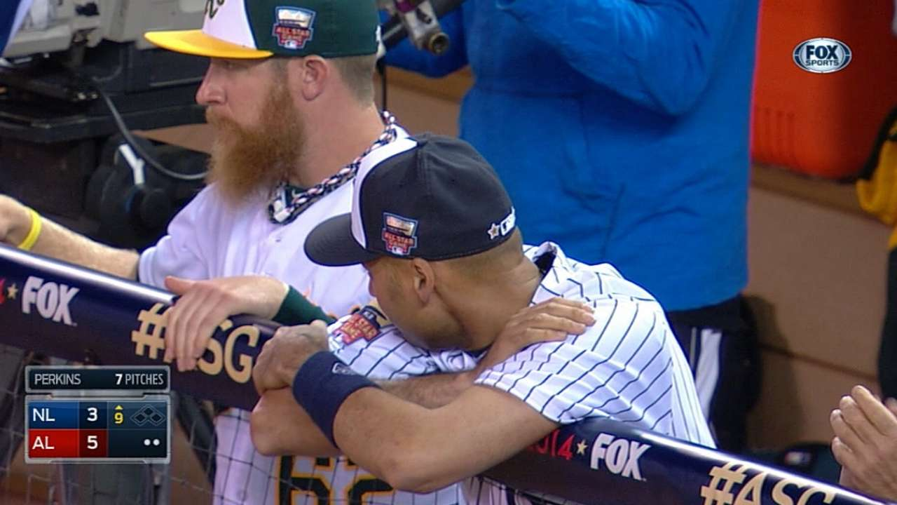 Doolitte's memorable ASG