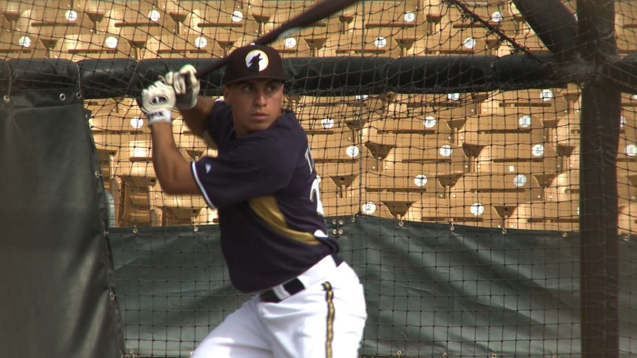 Scouting profile: Brewers outfield prospect Tyrone Taylor