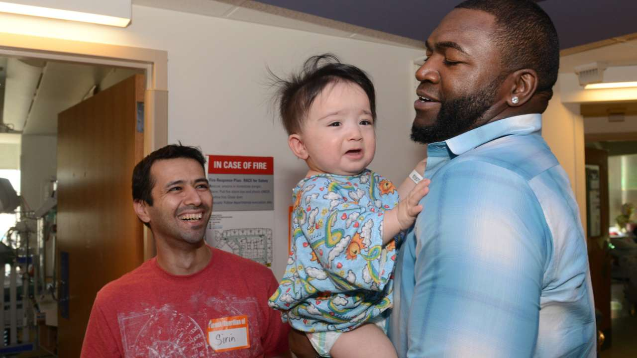 Papi shows softer side with children's charity