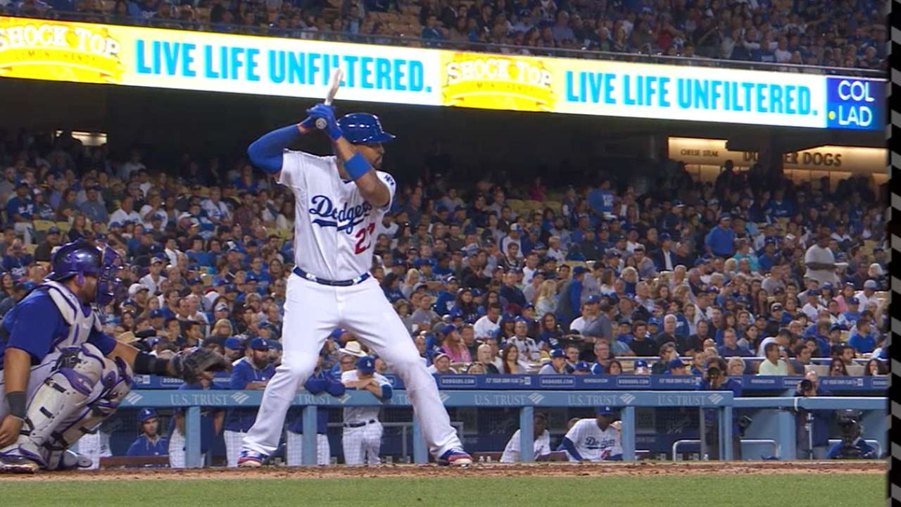 MLB Now on Kemp and Gregorius