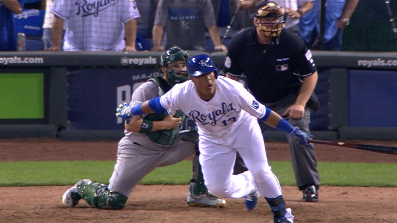 Royals reign with four-pack of GIBBY Awards