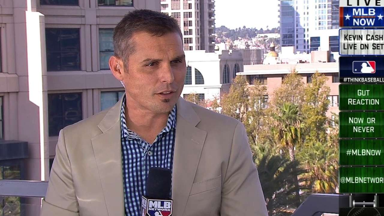 MLB Now: Kevin Cash