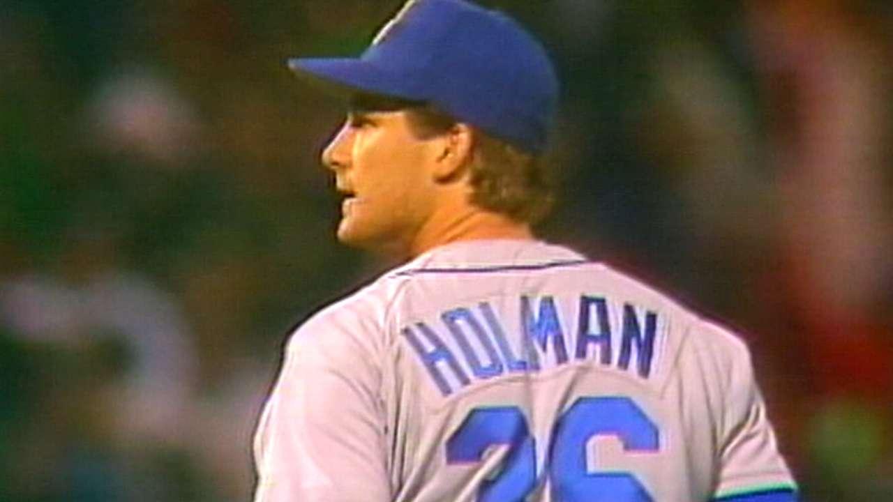 Holman loses perfecto on homer