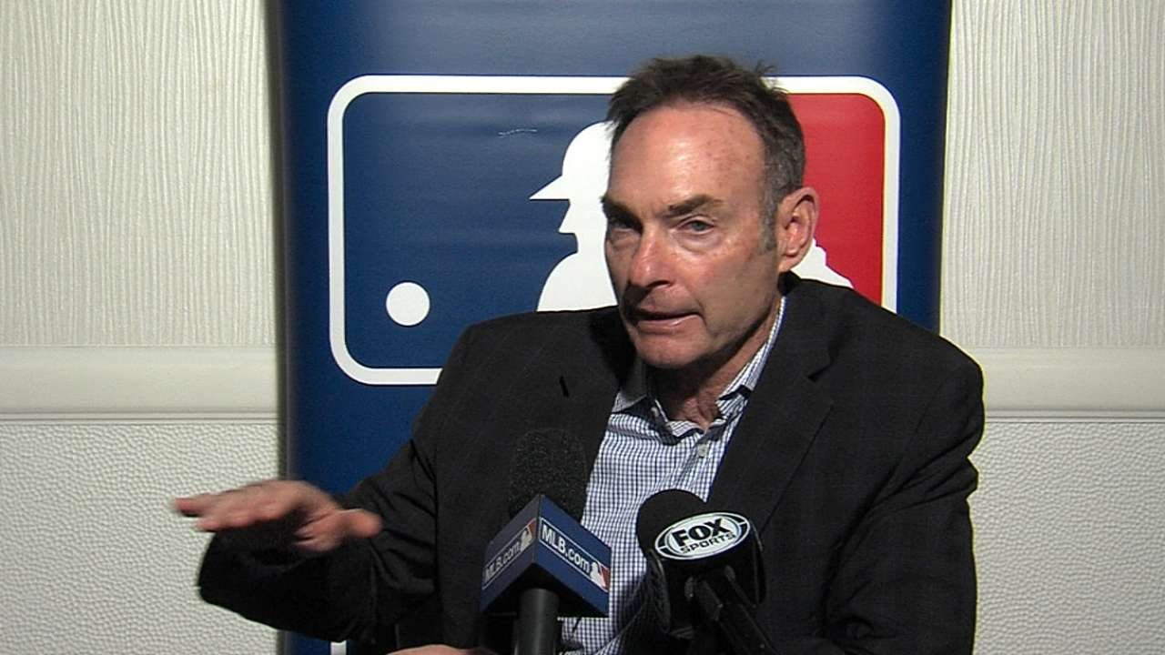 Molitor plans tweaks to Spring Training for Twins