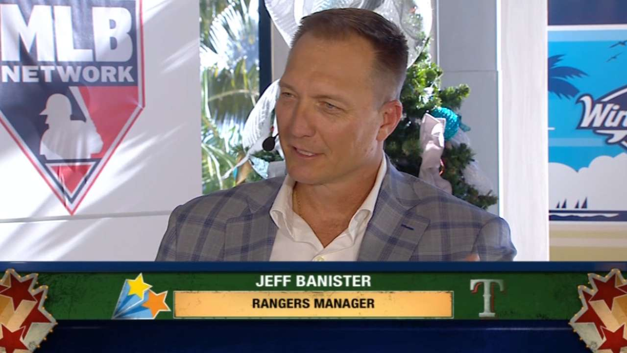 Banister on Intentional Talk