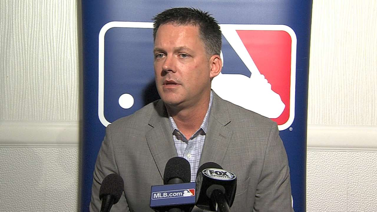 Hinch on improving the Astros