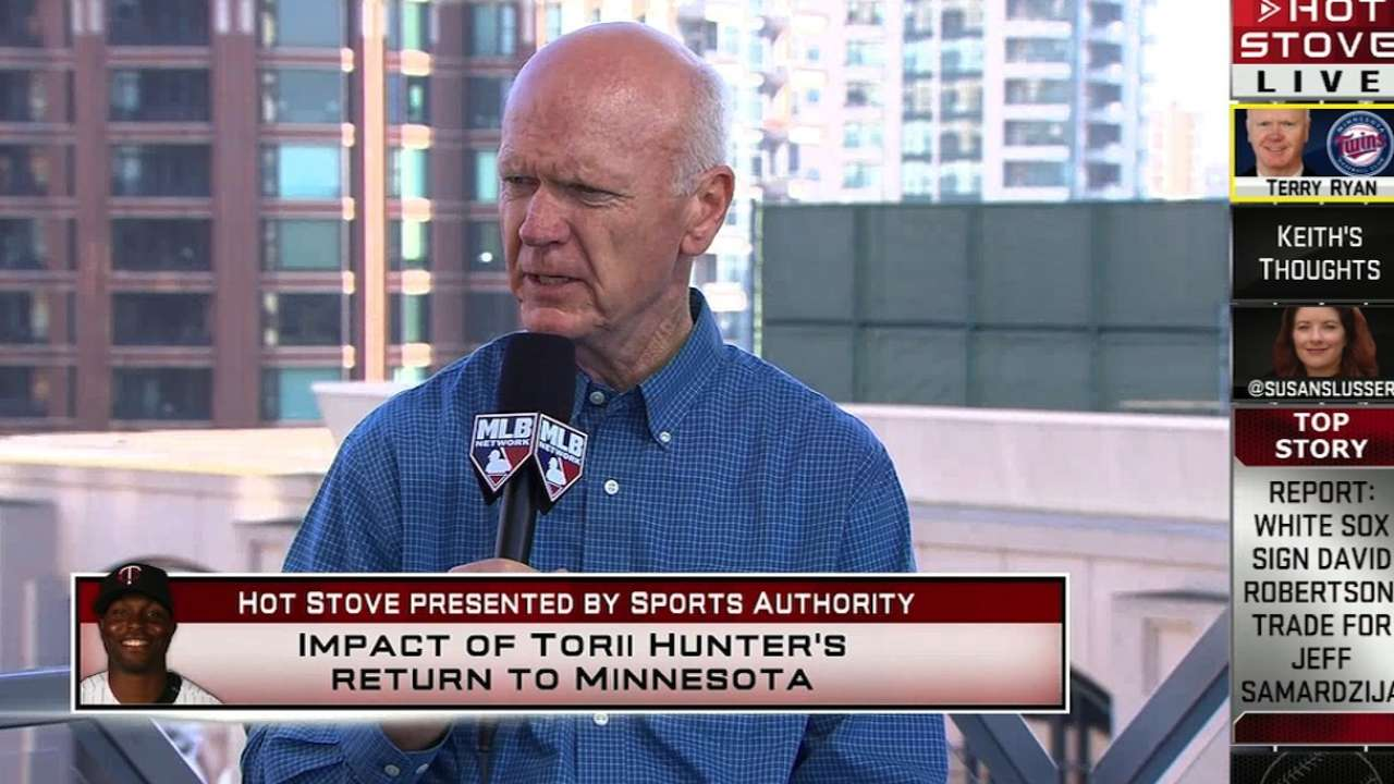 Hot Stove: Terry Ryan