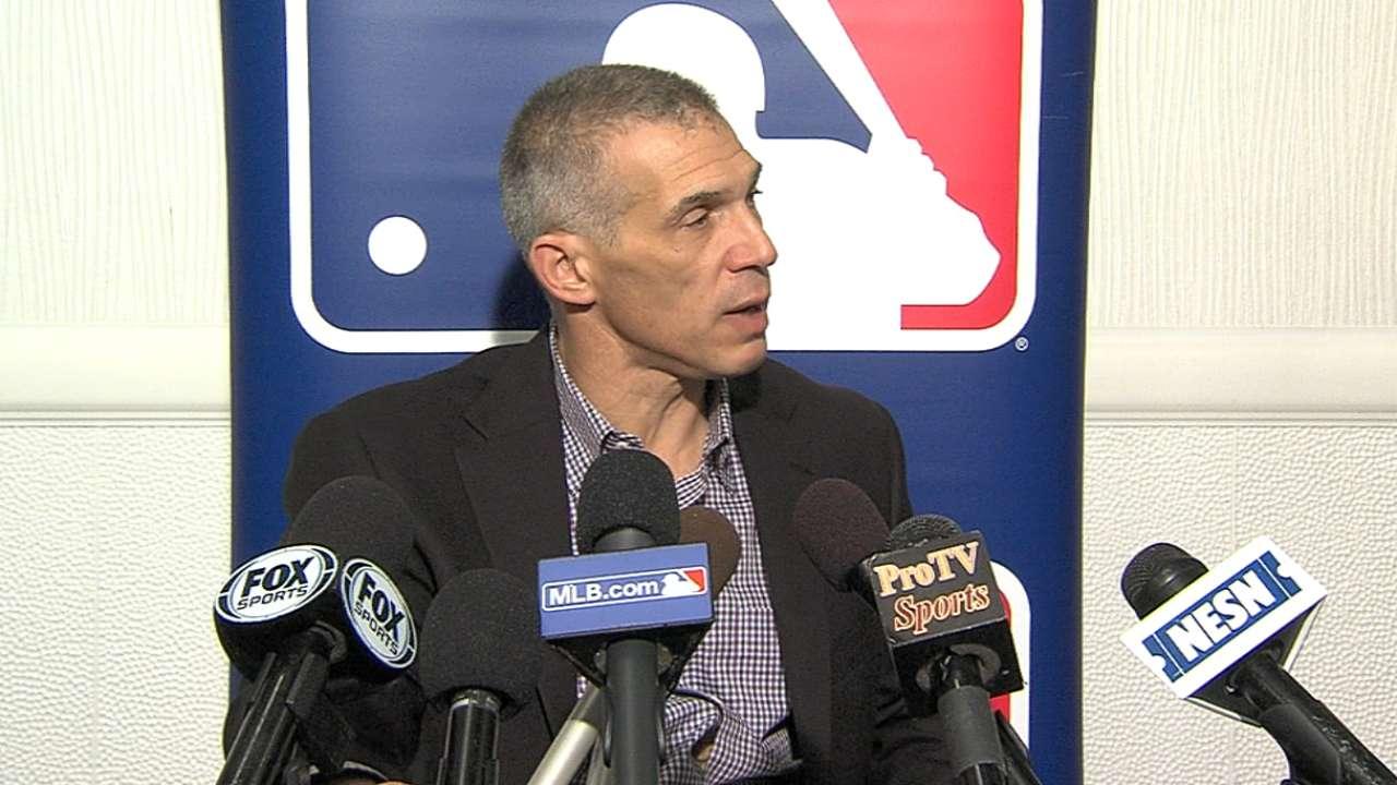 Girardi on Yankees' health