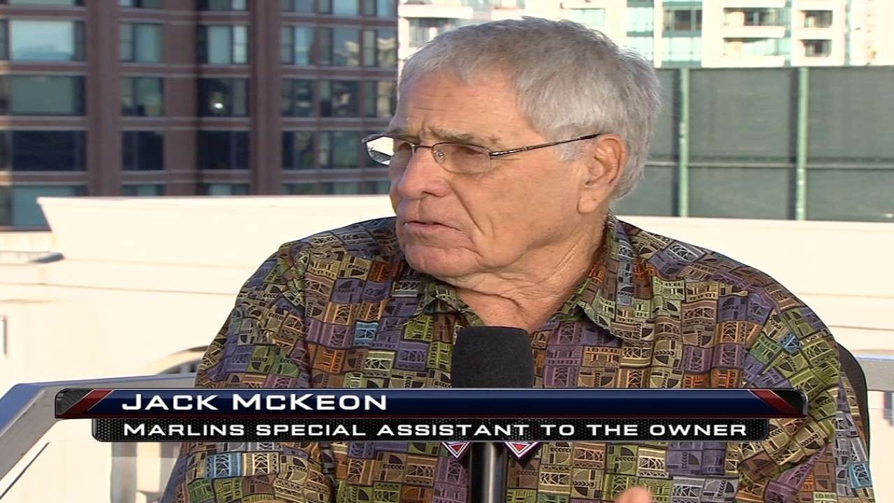 Jack McKeon on MLB Tonight