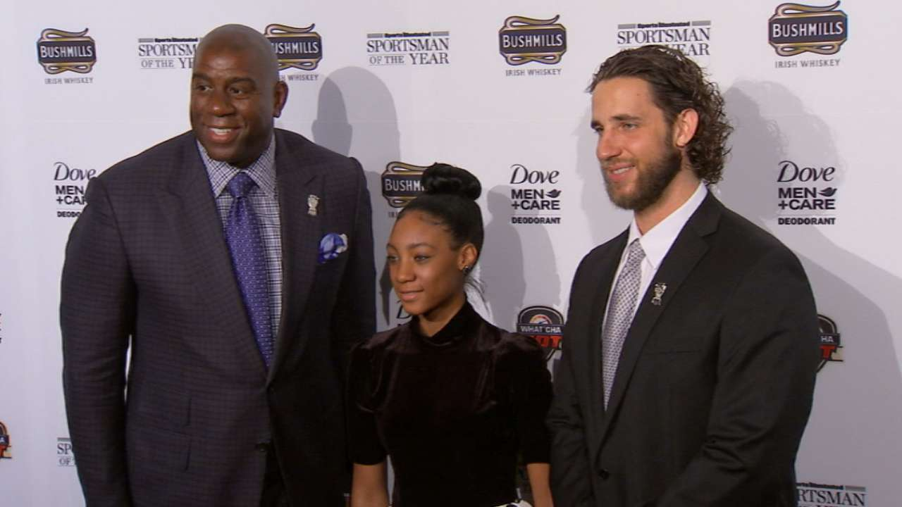 MadBum, Mo'ne, Magic honored
