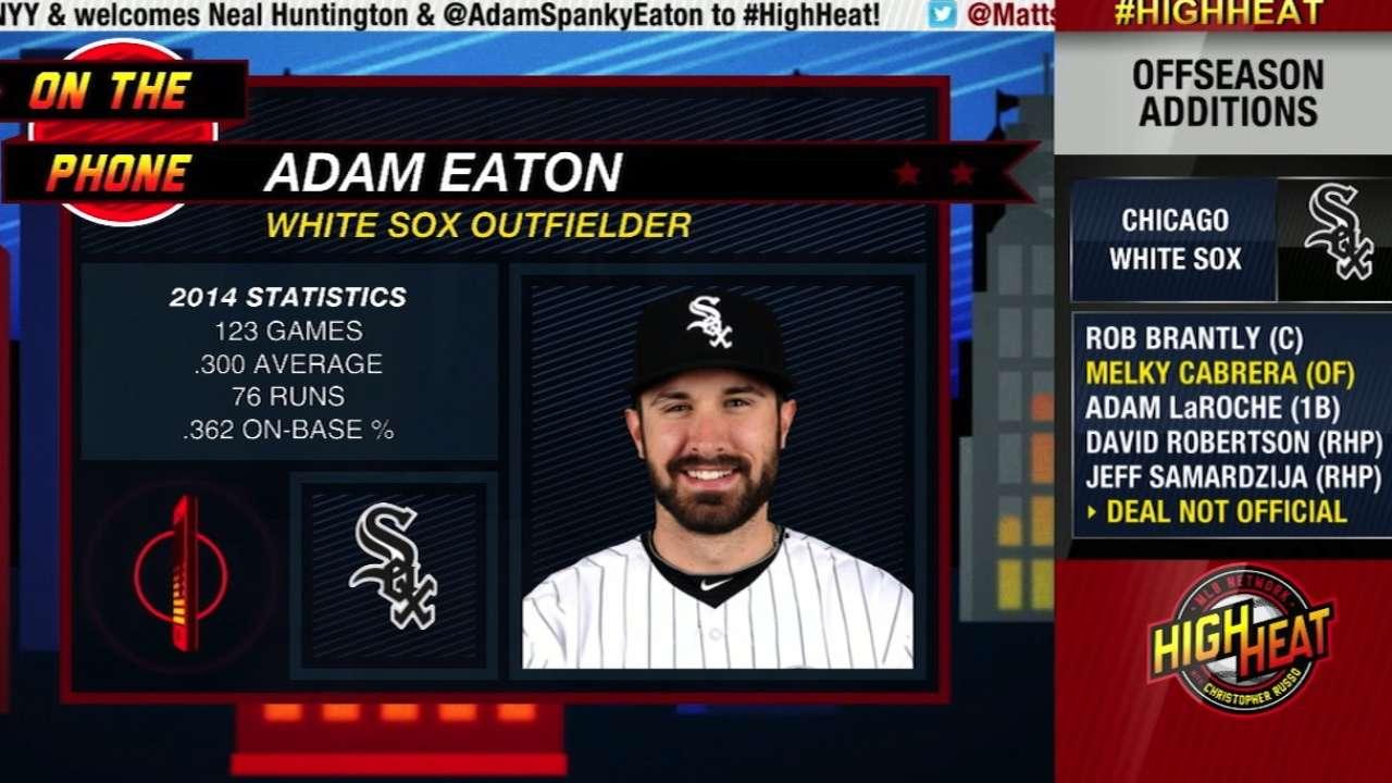 High Heat: Adam Eaton