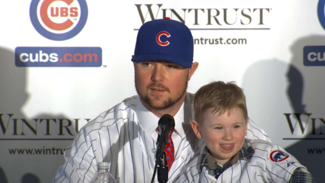 Championship drought? Lester up for the challenge