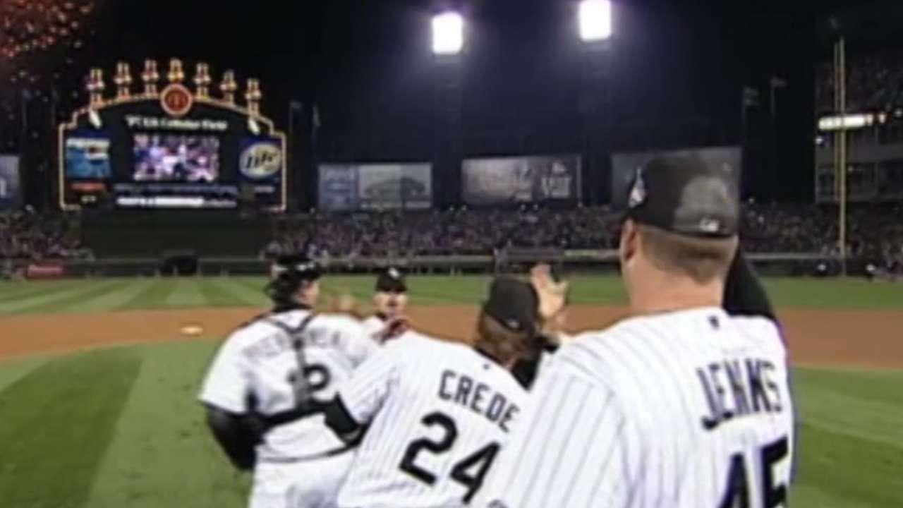 White Sox lookback, Part 2: WS Game 1