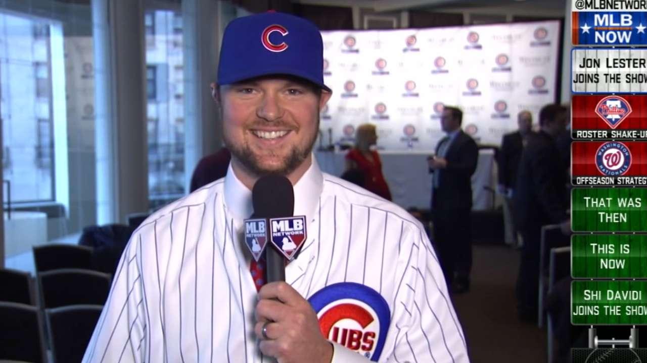 MLB Now: Jon Lester