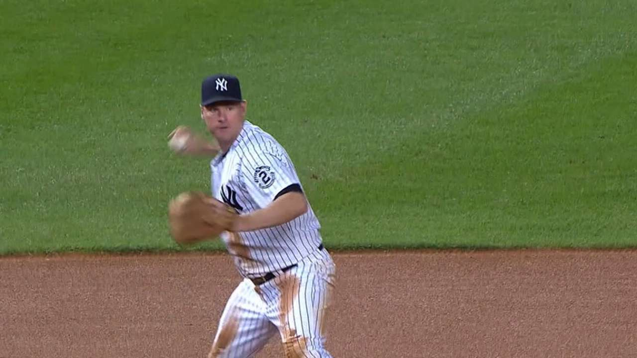 Staying with Yanks, Headley sets sights on Series title
