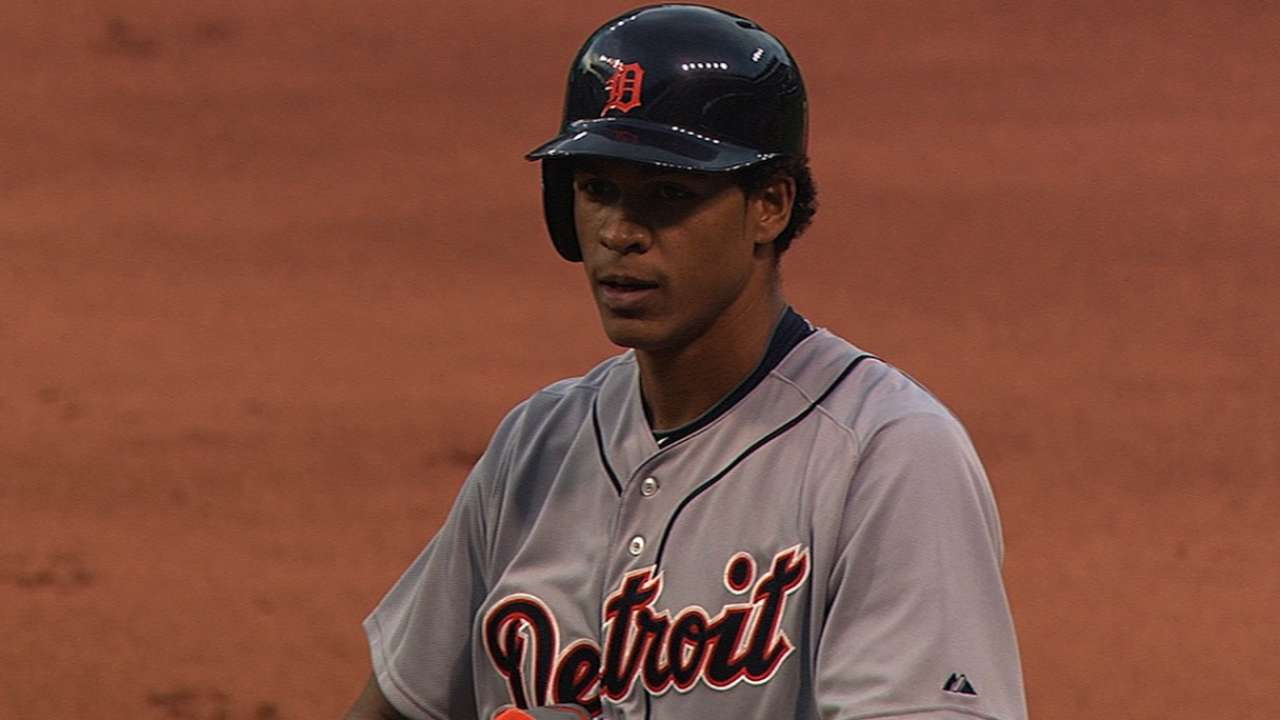 Moya's future in Detroit delayed by Cespedes' arrival