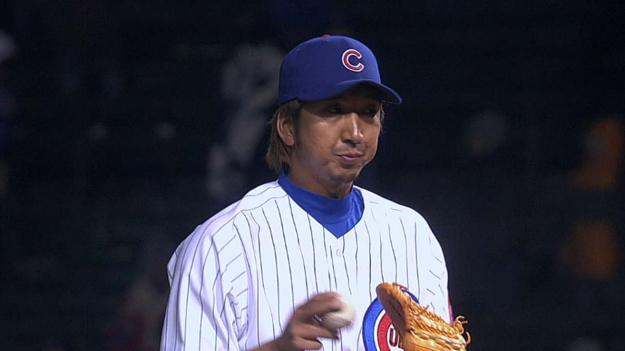 Fujikawa signs with Rangers