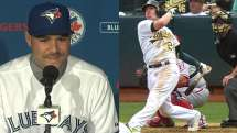 Chisholm on Blue Jays' additions, potent lineup